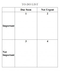Download To Do List Template